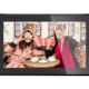 big size digital photo frame